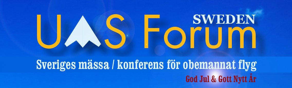 UAS Forum Sweden 2018